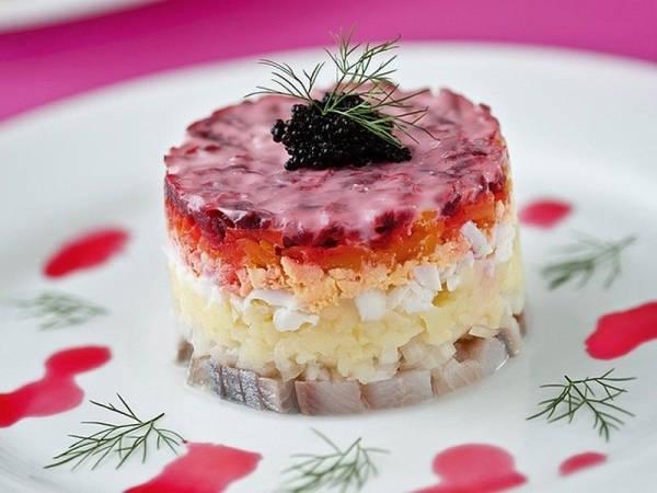 топ салаты рецепты с фото