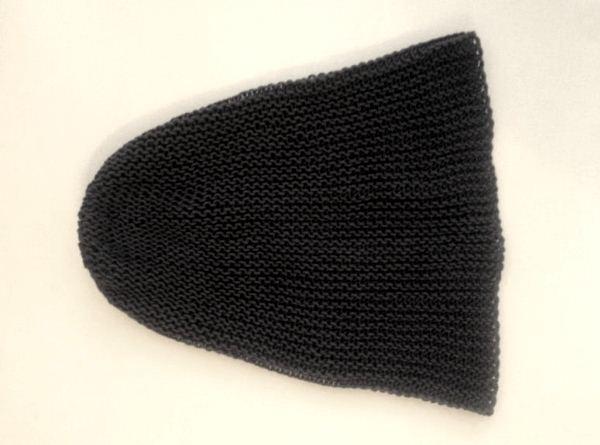 шапка бини спицами фото 10
