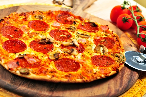 самые вкусные пиццы рецепт с фото 10