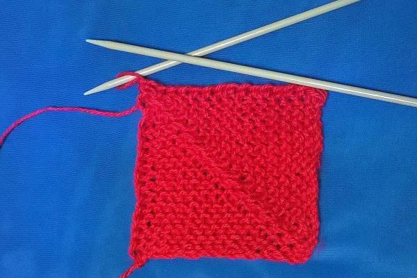 вязание спицами в стиле пэчворк фото 3