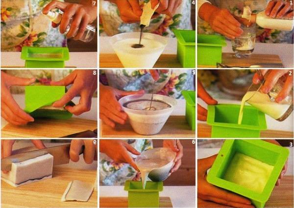 мыло ручной работы рецепты фото 3