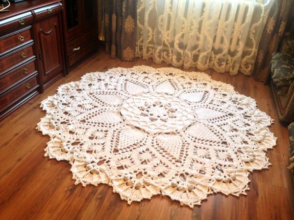 ковры из шнура фото 10