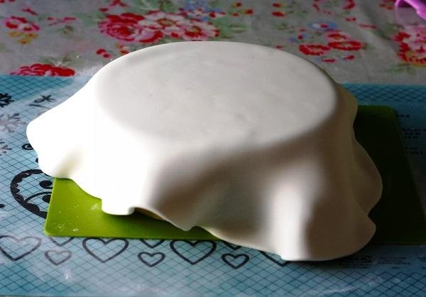 мастика для торта фото 2