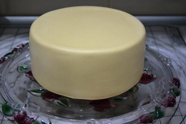 мастика для торта фото 4