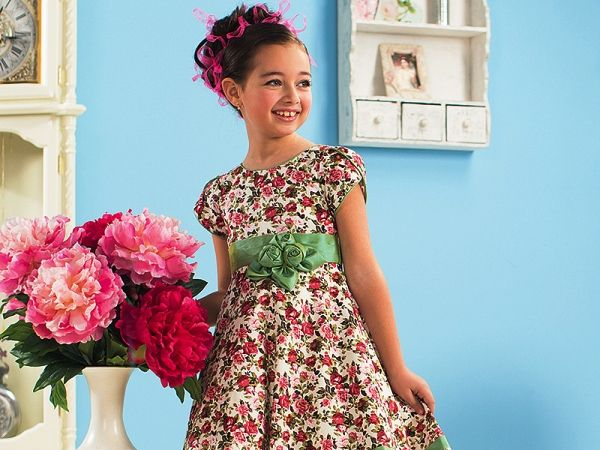 платья для девочек на выпускной фото