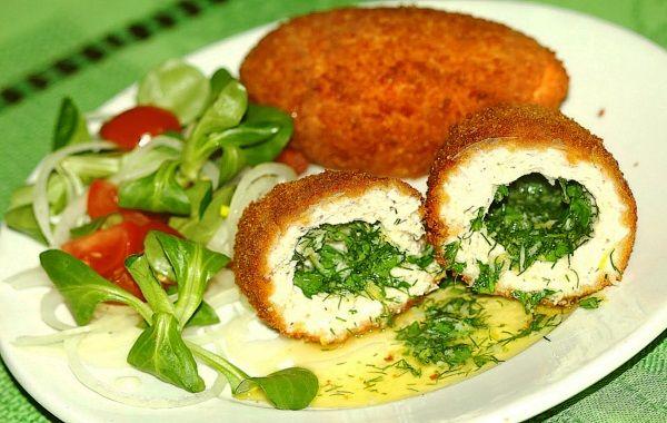 котлеты по киевски пошаговый рецепт с фото
