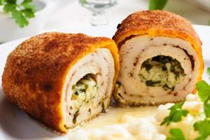 котлеты по киевски пошаговый рецепт приготовления с фото