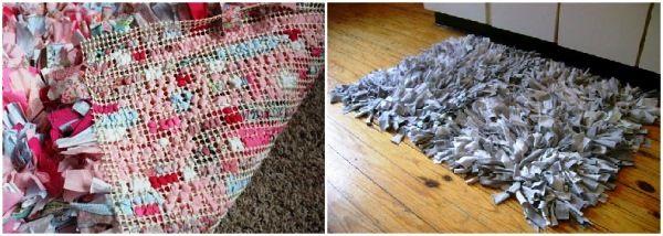 коврик на сетке фото 3