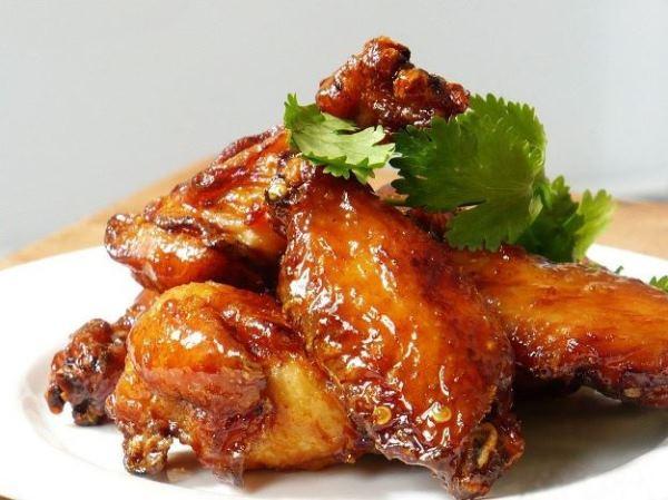куриные крылышки в духовке рецепт с фото