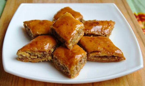 Пахлава армянская рецепт с фото