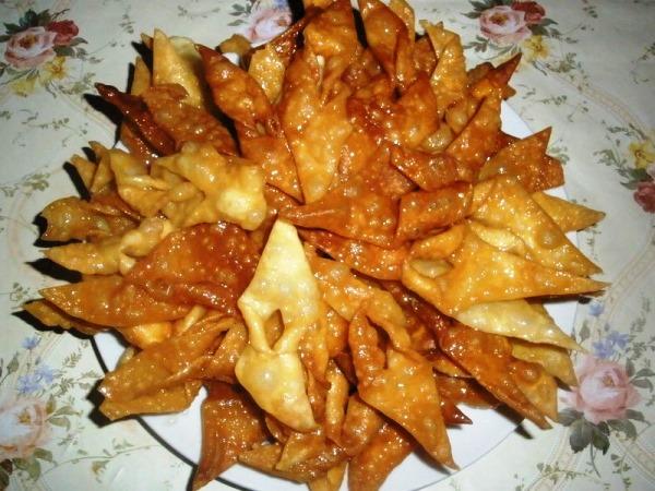 Пахлава крымская - рецепт с фото, пошагово в домашних условиях