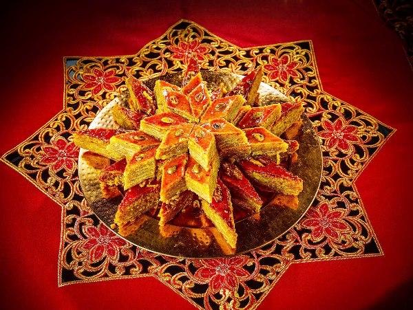 Бакинская пахлаварецепт с фото пошагово