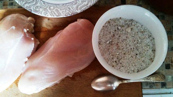 бастурма из куриной грудки фото 5