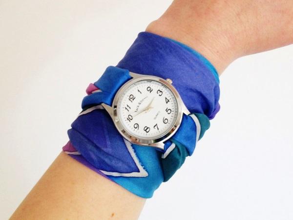 Часы своими руками фото 11