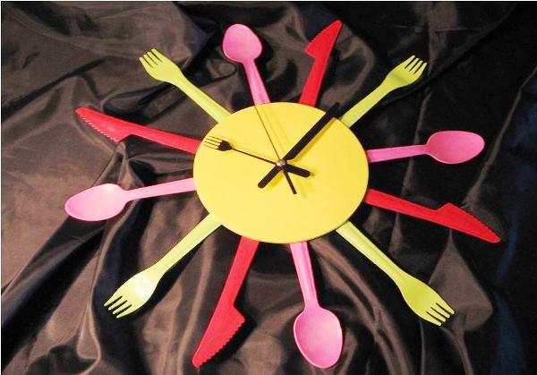 Часы своими руками фото 6