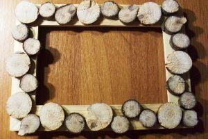 рамка для картины своими руками из подручных материалов