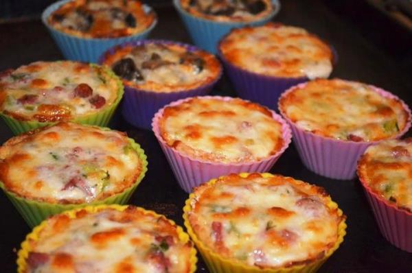 Горячие тарталетки с начинкой рецепты с фото самые вкусные