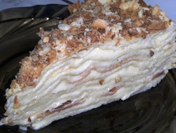 Торт Наполеон фото 10